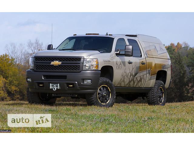 Chevrolet Silverado фото 1