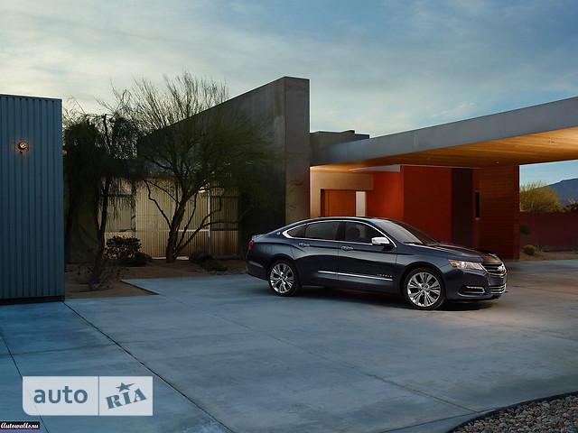 Chevrolet Impala фото 1