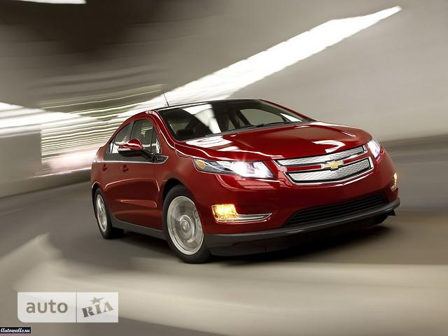 Chevrolet Volt фото 1