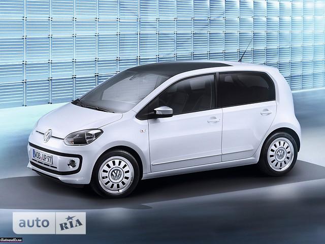 Volkswagen Up фото 1