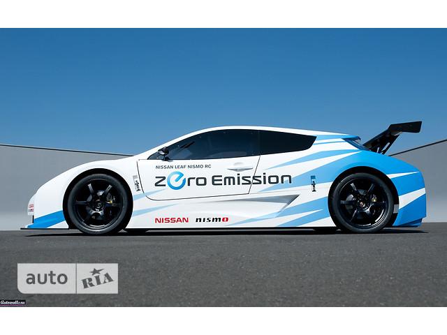 Nissan Leaf фото 1