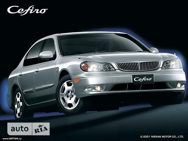 Nissan Cefiro фото 1