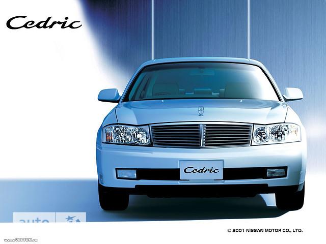 Nissan Cedric фото 1