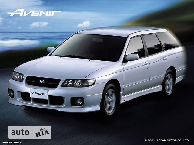 Nissan Avenir фото 1