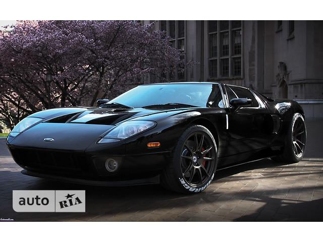 Ford GT фото 1