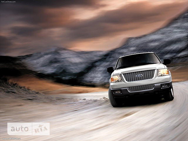 Ford Expedition фото 1
