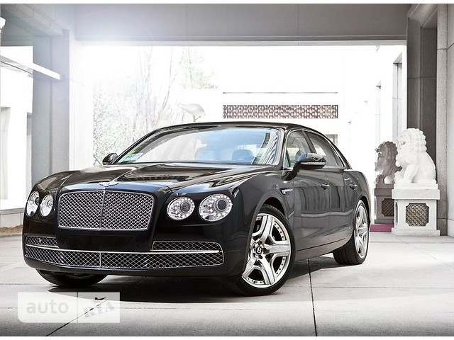 Bentley Continental Flying Spur фото 1