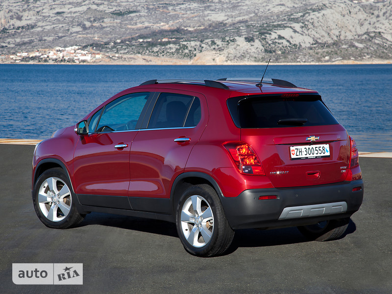 Chevrolet Tracker фото 1