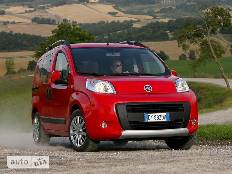 Fiat Qubo пасс. фото 1