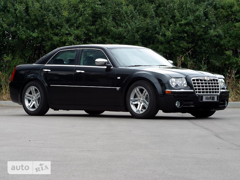 Chrysler 300 C фото 1