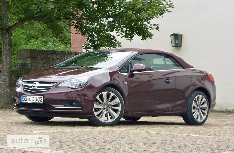 Opel Cascada фото 1