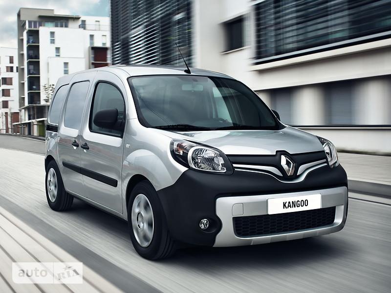 Renault Kangoo груз. фото 1