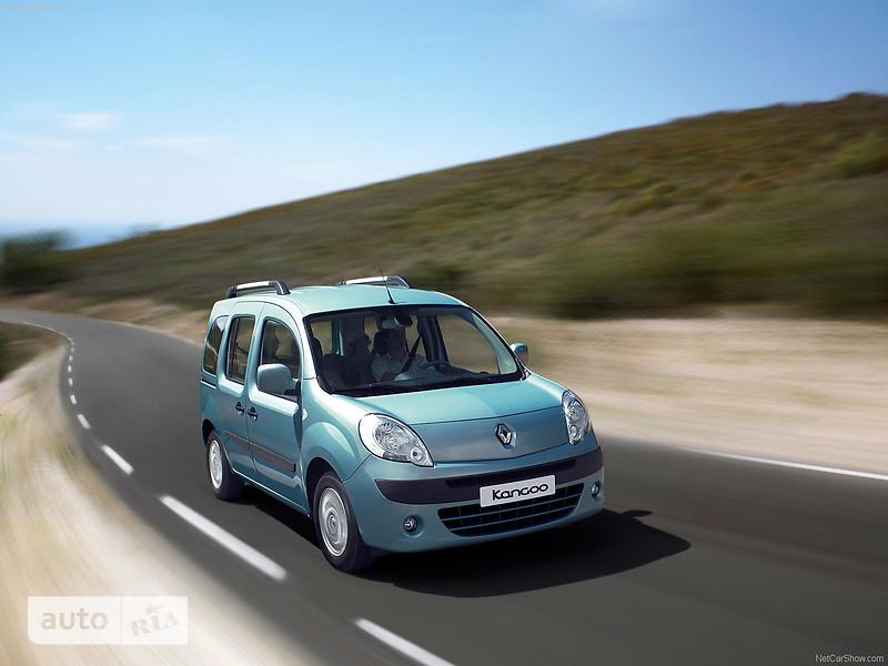 Renault Kangoo пасс. фото 1