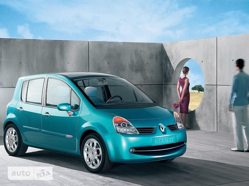 Renault Modus фото 1