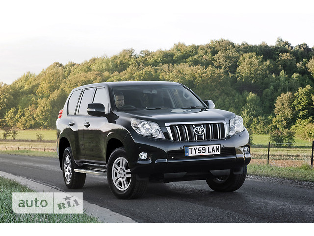 Toyota Land Cruiser Prado 150 фото 1