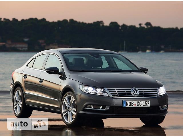 Volkswagen CC фото 1