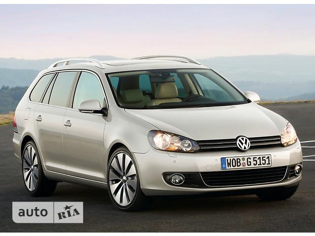 Volkswagen Golf Variant фото 1