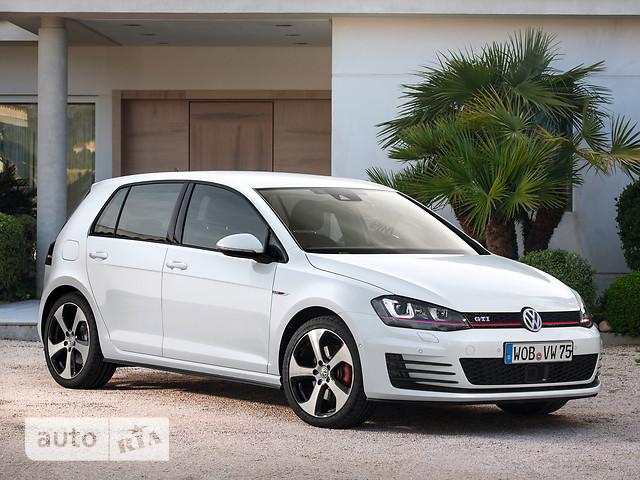 Volkswagen Golf VII фото 1