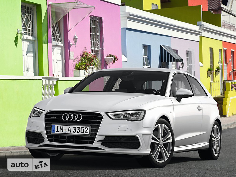 Audi A3 Аttraction