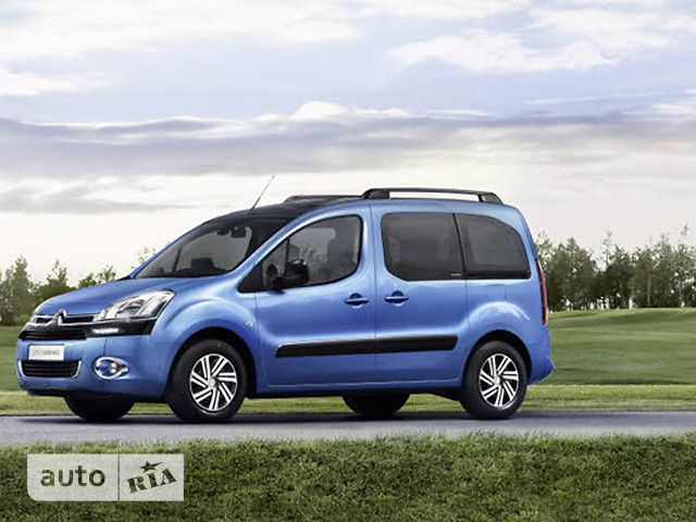 Citroen Berlingo Multispace фото 1