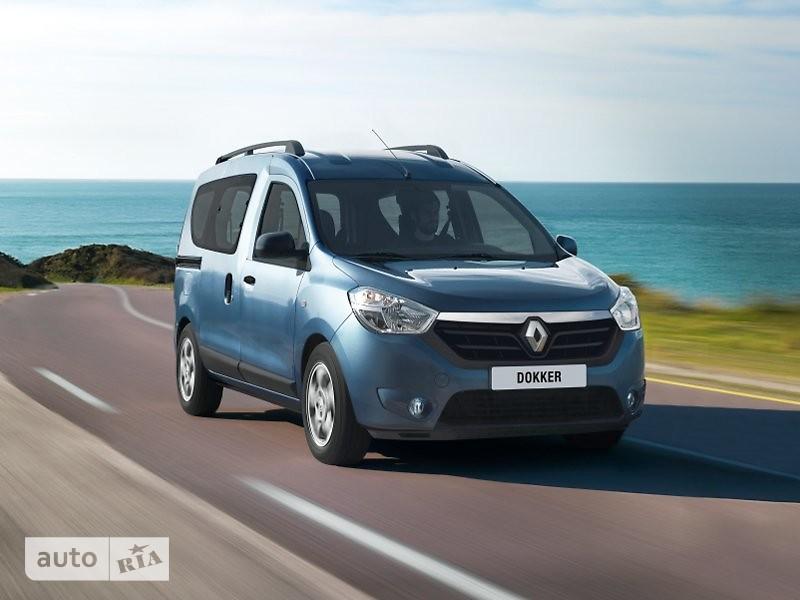 Renault Dokker пасс. фото 1