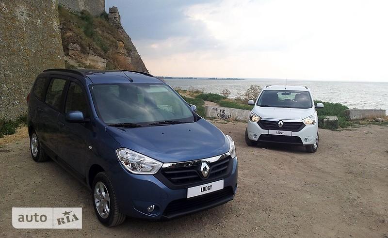 Renault Lodgy фото 1