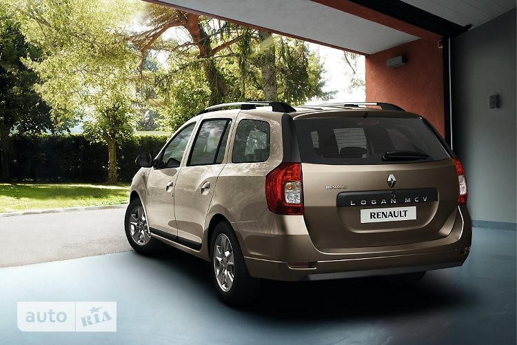 Renault Logan MCV фото 1