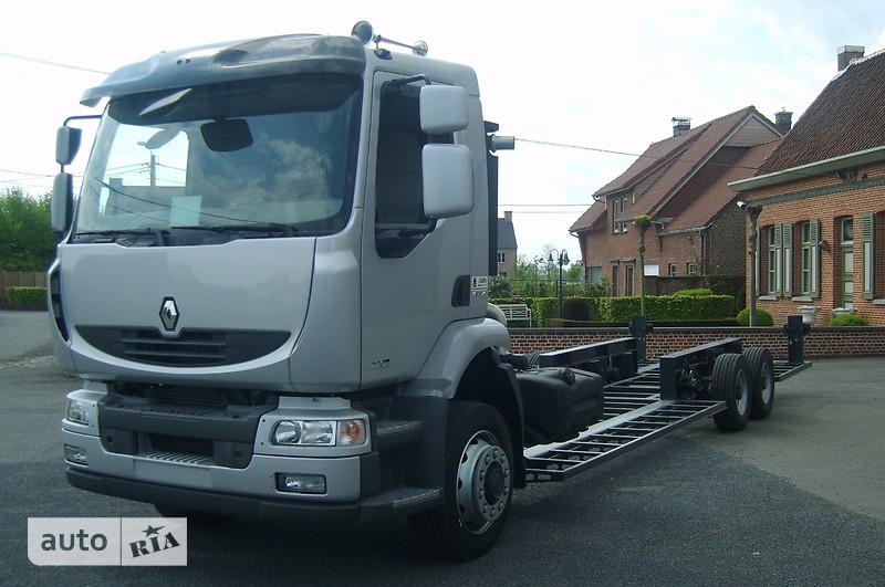 Renault Midlum фото 1