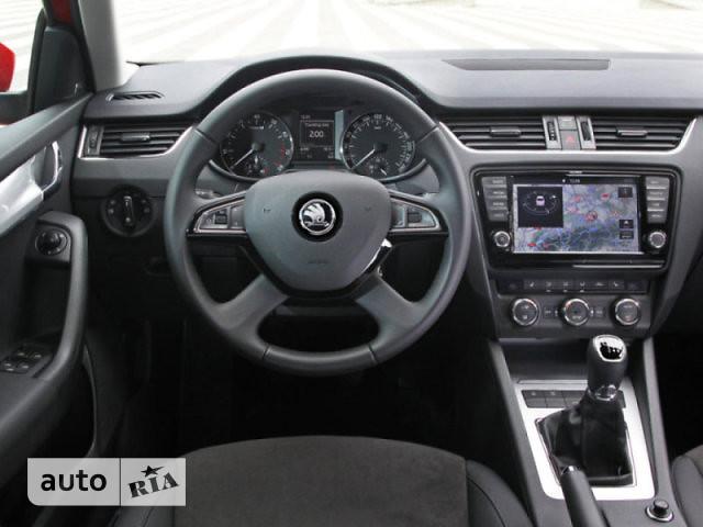 Skoda Octavia A5 фото 1