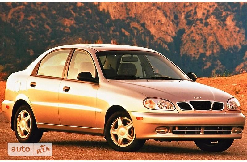 Daewoo Lanos Sedan фото 1
