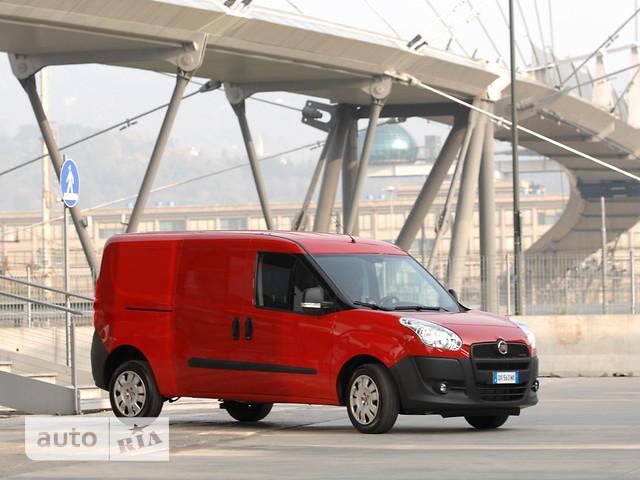 Fiat Doblo Cargo фото 1