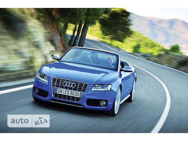 Audi A5 Cabrio фото 1