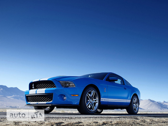 Ford Mustang  Convertible фото 1