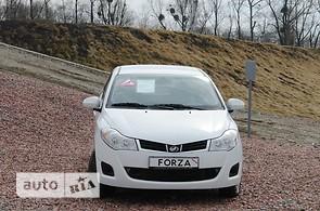 Продаж нового автомобіля ЗАЗ Forza на базаре авто