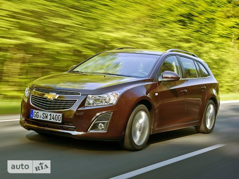 Chevrolet Cruze SW фото 1