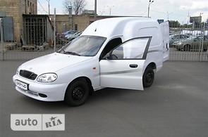 Продаж нового автомобіля ЗАЗ Lanos Фургон на базаре авто