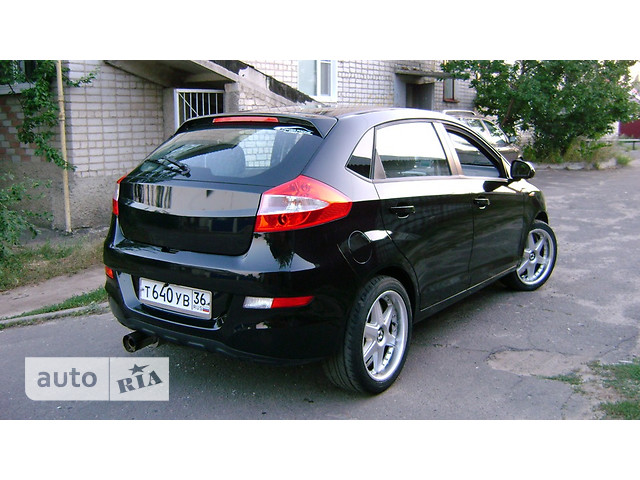 Chery A13 Hatchback фото 1
