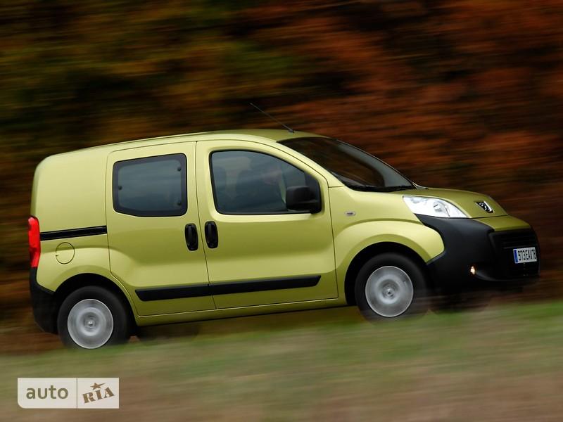 Peugeot Bipper пасс. фото 1