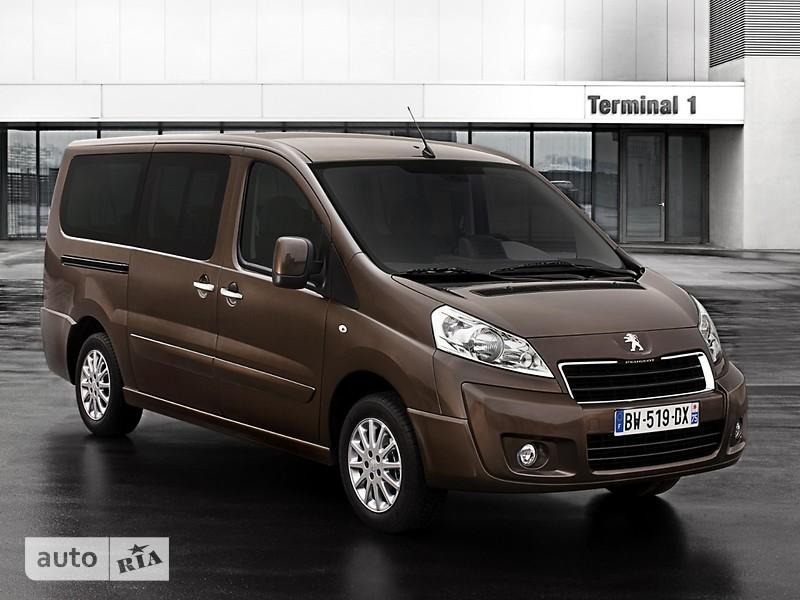 Peugeot Expert пасс. фото 1