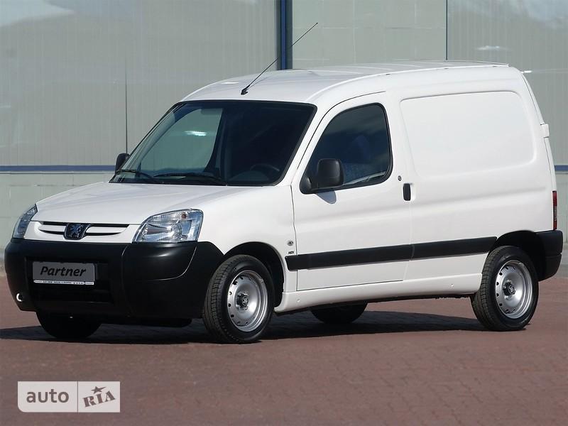 Peugeot Partner груз. фото 1