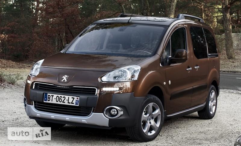 Peugeot Partner пасс. фото 1