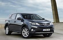 Новые Toyota Rav 4