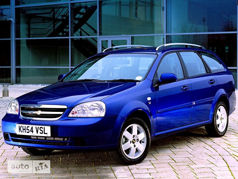 Chevrolet Lacetti Variant фото 1
