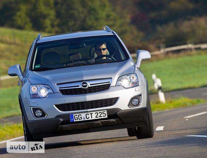 Opel Antara фото 1