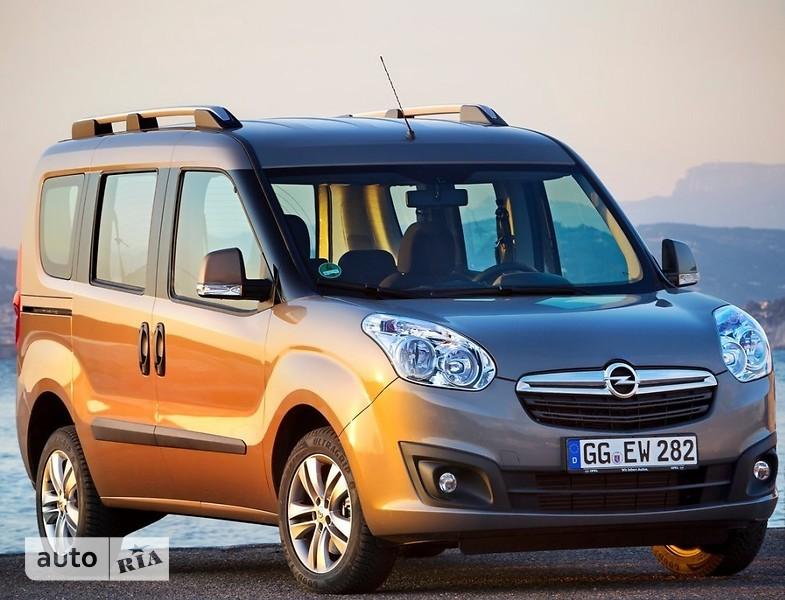 Opel Combo пасс. фото 1