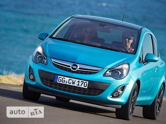 Opel Corsa 3d фото 1