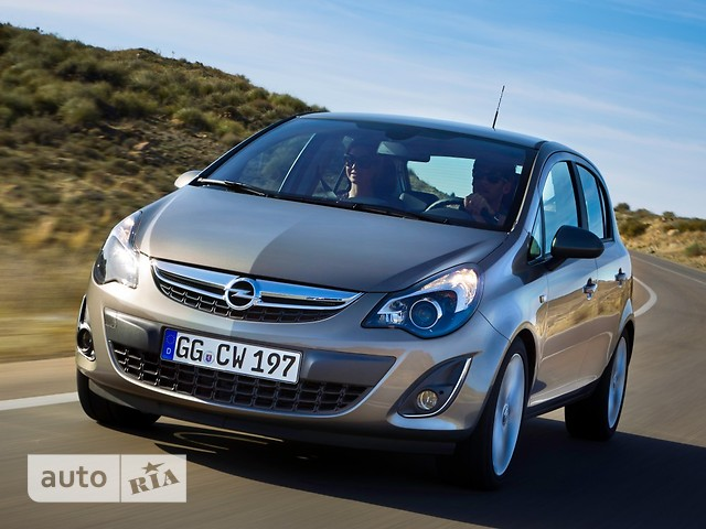 Opel Corsa 5d фото 1