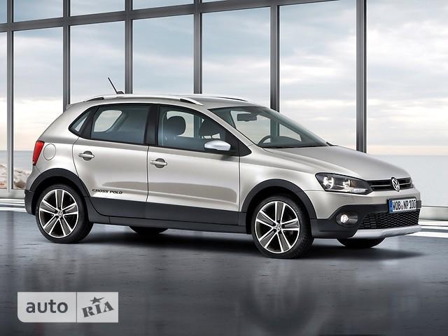 Volkswagen Cross Polo фото 1