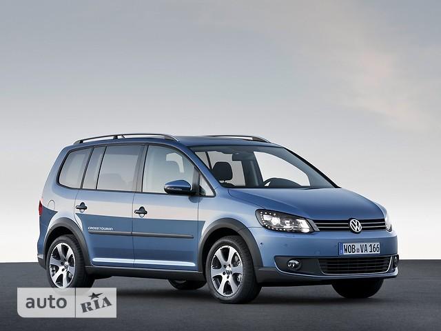 Volkswagen Cross Touran фото 1