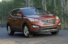 Новые Hyundai Santa FE